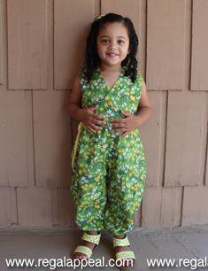 DIY - Pattern Review: Burda 5318 Vintage Jumper - Children's Clothing