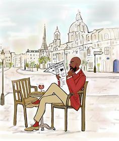 Maurice a Paris