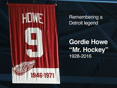 Mr. Hockey 1928-2016