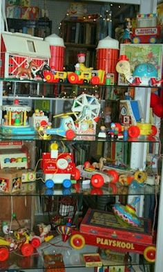Wow all my childhood toys!!!