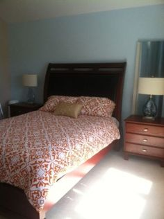 Broyhill Fontana Queen Bedroom Set - $1100 (perhaps slightly high ...