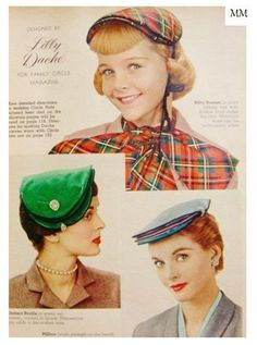 Festive in the 50's ♥