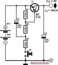 Automatic power off circuit