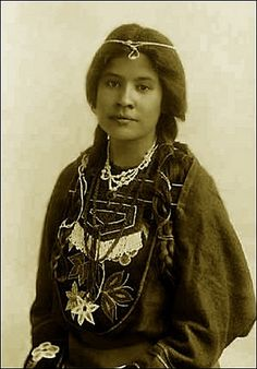 Margaret Guinon. Office Clerk at the United States Agency, White Earth Reservation.
