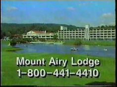 Surely you remember the old Mount Airy Lodge TV commercials. The message? The Poconos will get you laid.