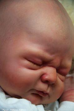 .•:*☆ Reborn baby  doll  AMAZING newborn doll kit Ivy Sculpt - Elisa Marx .•