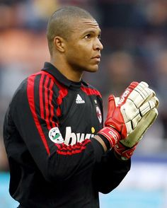 DIDA, my favourite goal keeper of all time, for personality and skill!