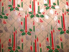 Vintage Christmas Wrapping Paper, Christmas Gift Wrapping, Christmas Gifts, Art Deco Illustration, Illustrations, Winter Christmas, Holiday, Paper Gifts, Vintage Gifts