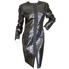 c244f568676 Chanel 1991 Iconic Scuba Dress