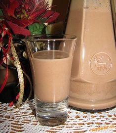 S týmto medovníkovým likérom budú Vianoce ešte voňavejšie.:-)))... Glass Of Milk, Drinking, Food And Drink, Recipes, Workout, Syrup, Alcohol, Beverage, Drink
