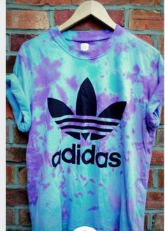pls help me find this tie dye Adidas shirt