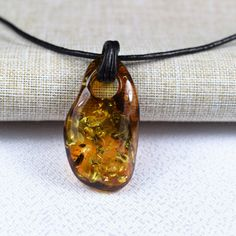 Natural amber pendant 6gr. Baltic Amber jewelry от BalticAmberCity