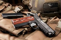 Springfield Armory Range Officer in .45 ACP next on my wish list. Maybe Christmas? Birthday? Never? @Holly Johnson