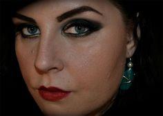 Queen Beryl inspired make up by http://mrsdalda.de/