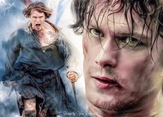 """""""...looking at the Scot,he could well believe it.If ever there was a man whose judgment would't be distorted by greed,James Fraser was it."""""""