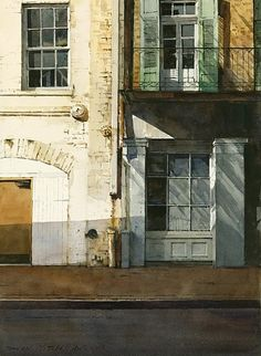 Dean Mitchell WATERCOLOR....I can't believe this is watercolor. I have so much to learn.