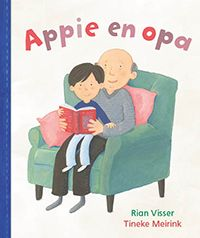 Appie and grandpa experience everything together. The short stories are not special in terms of cont Grandparents Day, Learning Tools, Family Guy, School, Projects, Kids, Fictional Characters, Book Covers, Noel
