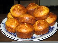 za mnoge idealna zamena za hleb i uvek poželjna za doručak ili večeru. Vegetarian Breakfast, Breakfast Recipes, Ma Baker, Macedonian Food, Kolaci I Torte, Cheese Muffins, Corn Muffins, Croatian Recipes, Deserts