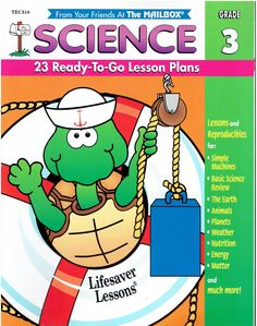 21 best sc2 science elementary images on pinterest flag science lifesaver lessons science 23 ready to go lesson plans grade 3 tec510 isbn 1562342444 fandeluxe Images