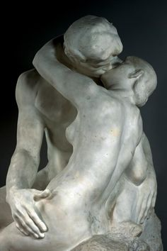 Auguste Rodin... So much passion and poise. One if the best statues I have ever seen in person!