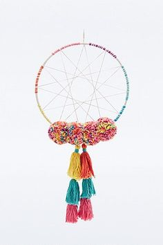 Attrape-rêves Lana multicolore - Urban Outfitters