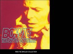DAVID BOWIE 1993 - THE SINGLES COLLECTION
