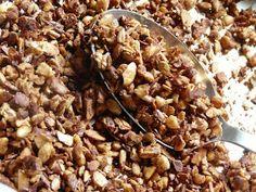 a small flame: Grain-Free Granola