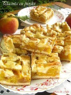 Romanian Desserts, Romanian Food, Yami Yami, Grocery Lists, Apple Pie, Nutella, Sweet Treats, Cooking Recipes, Europe