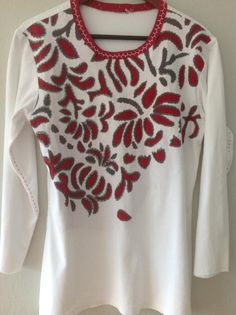 Hand-Embellishing Knit Fabric: Stenciling, Appliqué, Beading & Embroidery