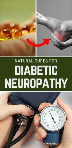 Natural Cures for Diabetic #Neuropathy