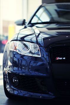 Audi B7 RS4 #CarFlash