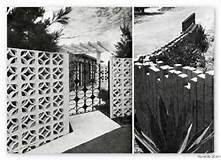 mid century modern fences - Yahoo Image Search Results