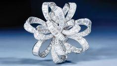 Epoque Bow brooch by Van Cleef & Arpels - Epoque Fine Jewels, Belgium