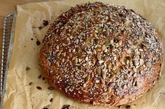 [Dakota Bread], a COOK's COUNTRY multigrain bread recipe via {cupofsugarpinchofsalt}