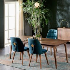 Mobilier Dining - Alfemo Dining Chairs, Dining Room, Palermo, Furniture, Design, Home Decor, First Up Canopy, Decoration Home, Room Decor