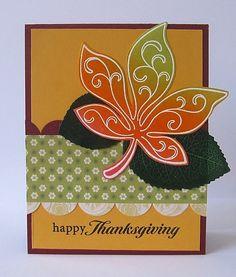 Card thanksgiving