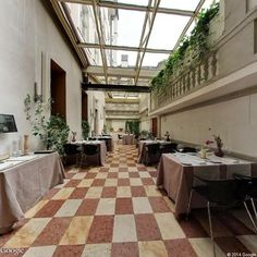 Wirtualny Spacer - Restauracja Amarone http://radoslawsobik.pl/businessview/amarone #Kraków