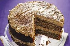 Coffee cake This delicious, moist coffee cake recipe is a classic that will never get old. Triple tested in the Woman's Weekly kitchen, this tasty cake is packed full of a rich, coffee flavour along with a coffee
