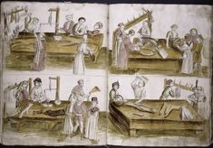 Market Life--butchers. Middle Ages 1414-18 German | Flickr - Photo Sharing!