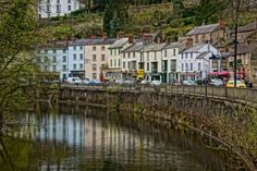 Matlock Bath Derbyshire. One of the favourite places for family days out when kids were young.