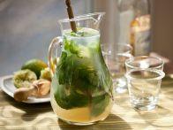 Mojitos with mint tea - Bobby Flay