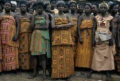 Women in Ghana 1971
