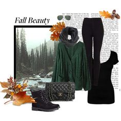 """fall beauty"" by mirka07890 on Polyvore"