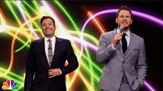 "Nonsense Karaoke with Chris Pratt..lmfao the ""shave my knee"" killed me hahaa"
