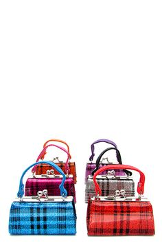 Mini Purses in Bulk Mini Handbags, Game Ideas, Mini Purse, Mini Me, Coins, Purses, Handbags, Play Ideas, Rooms