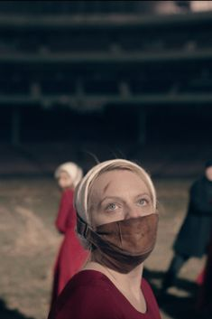 Now That The Handmaid's Tale Has Moved Beyond the Book, Who's Actually Writing It? The Handmaid's Tale Series, The Handmaid's Tale Book, Handmaid's Tale Tv, Movies And Series, Tales Series, The Book, Tv Series, Handmaids Tale Quotes, A Handmaids Tale