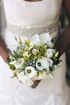 18 Most Beautiful Calla Lily Wedding Bouquets Wedding succulent, orchid and calla lily bouquet t Calla Lillies Bouquet, Calla Lily Wedding Flowers, Lily Bouquet Wedding, Wedding Flower Guide, Rose Bouquet, Calla Lily Boutonniere, Cymbidium Orchids, Flower Bouquets, Wedding Decor