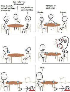 Oh chemistry jokes