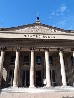 Teatro Solís, Montevidéu, Uruguai