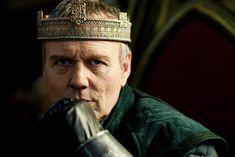 Merlin - king Uther